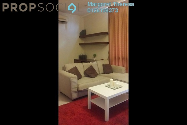 For Sale Condominium at One Residency, Bukit Ceylon Freehold Fully Furnished 1R/1B 861k