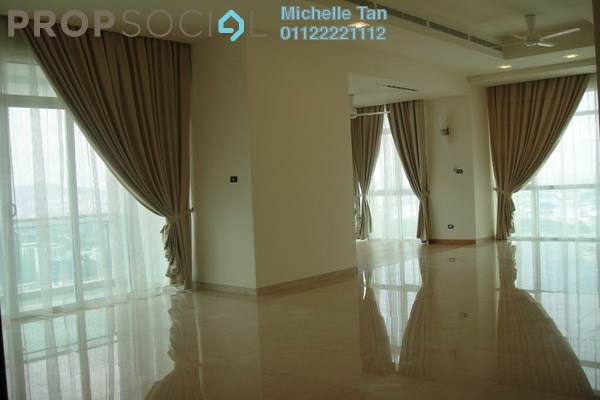 For Rent Condominium at The Pearl, KLCC Freehold Semi Furnished 4R/5B 14k