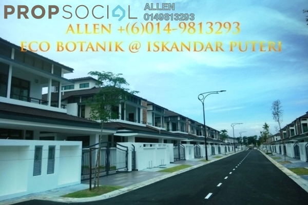 For Sale Link at Eco Botanic, Skudai Freehold Unfurnished 4R/5B 1m