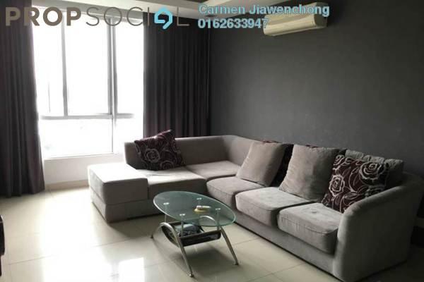 For Rent Condominium at Menjalara 18 Residences, Bandar Menjalara Freehold Fully Furnished 3R/3B 2.7k
