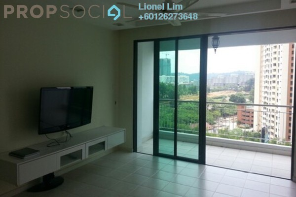 For Rent Condominium at Opal Damansara, Sunway Damansara Leasehold Fully Furnished 3R/2B 2.3千