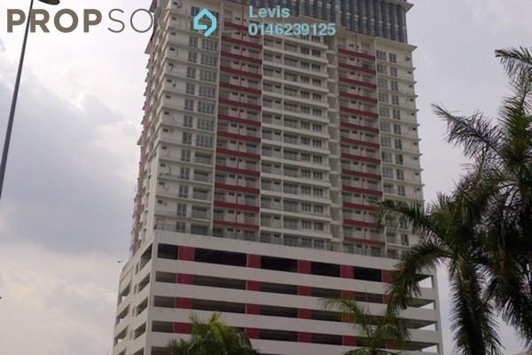 For Rent Condominium at Menara Rajawali, Subang Jaya Leasehold Fully Furnished 3R/2B 3.5k