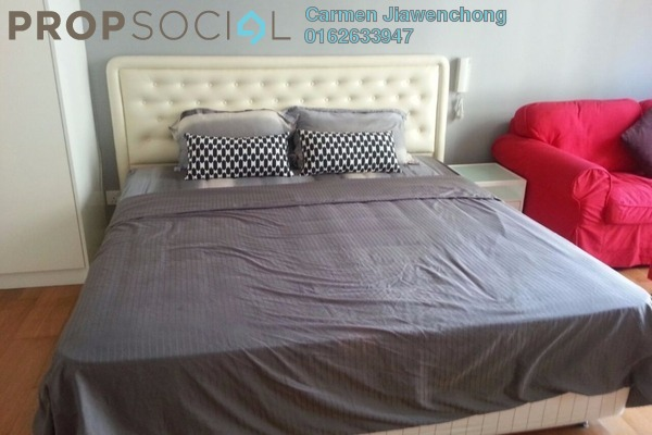 For Rent Condominium at Marc Service Residence, KLCC Freehold Fully Furnished 0R/1B 3.3k