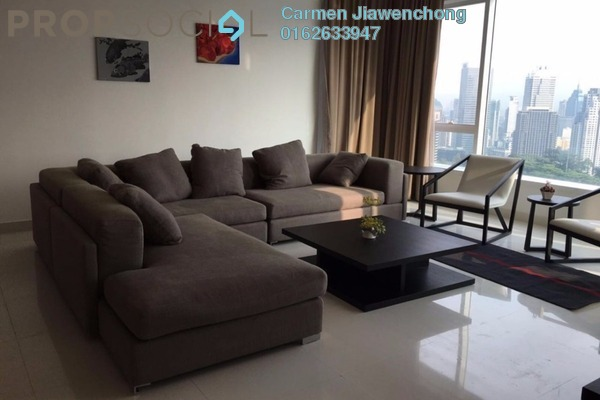 For Rent Condominium at Verticas Residensi, Bukit Ceylon Freehold Fully Furnished 4R/4B 9.5k