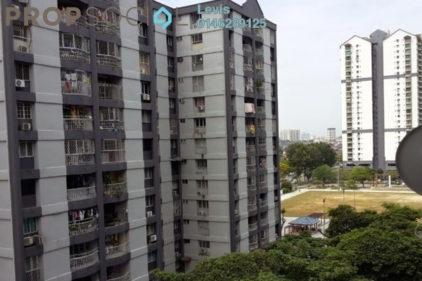For Rent Condominium at Grandeur Tower, Pandan Indah Leasehold Semi Furnished 3R/2B 1.4k