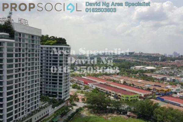 For Sale Condominium at Metia Residence, Shah Alam Leasehold Unfurnished 3R/2B 550k