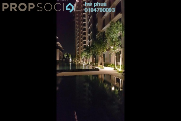 For Sale Condominium at The Address, Bukit Jambul Leasehold Fully Furnished 3R/3B 930k