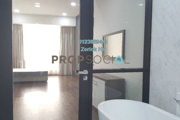 For Rent Condominium at Banyan Tree, KLCC Freehold Fully Furnished 2R/2B 9k
