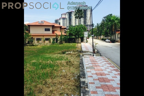 For Sale Land at Taman Yarl, Old Klang Road Freehold Unfurnished 1R/1B 7.5m