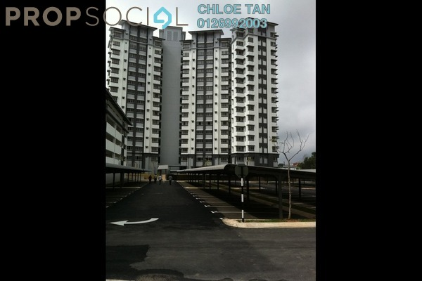 For Sale Condominium at Lagoon Perdana, Bandar Sunway Leasehold Semi Furnished 2R/2B 475k