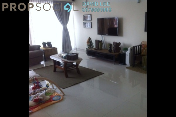 For Rent Condominium at The Plaza Condominium, TTDI Freehold Fully Furnished 3R/3B 3.5k