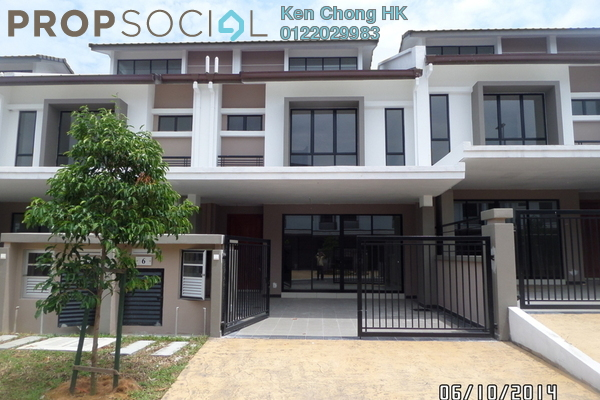 For Sale Terrace at Denai Alam, Shah Alam Freehold Unfurnished 4R/3B 835k