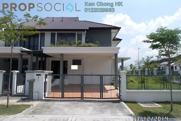 For Sale Terrace at Denai Alam, Shah Alam Freehold Unfurnished 5R/5B 1.5m