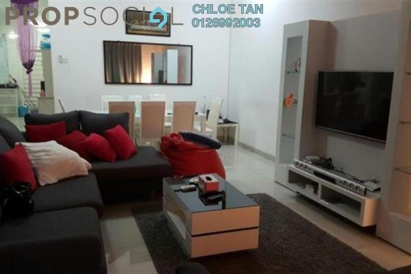 For Sale Terrace at Damai Residences, Kota Kemuning Freehold Unfurnished 4R/3B 790k
