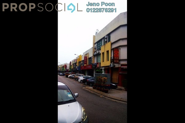 For Sale Shop at Kuchai Business Park, Kuchai Lama Freehold Semi Furnished 0R/3B 2.9m