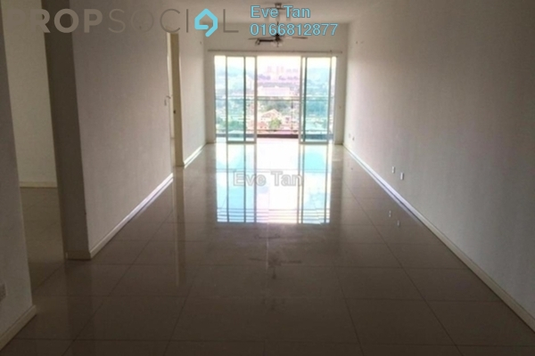 For Sale Condominium at 222 Residency, Setapak Freehold Semi Furnished 3R/2B 498k