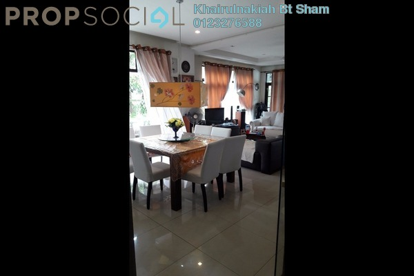 For Sale Semi-Detached at Setia Indah, Tebrau Freehold Semi Furnished 5R/5B 2.1m