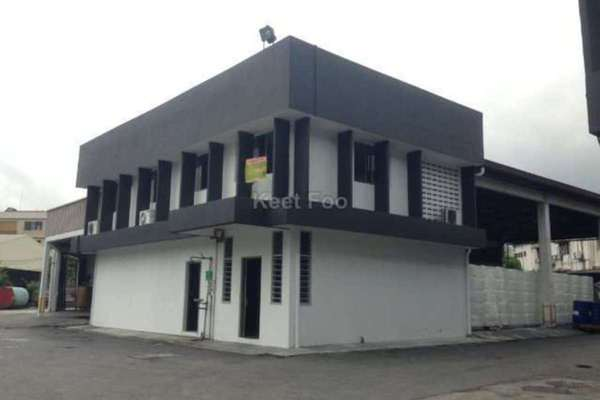 For Sale Factory at Taman Perindustrian KIP, Kepong Freehold Unfurnished 0R/1B 9.5m