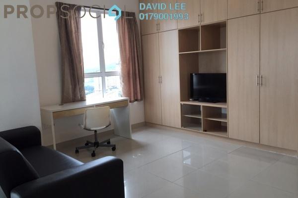 For Rent Serviced Residence at Ritze Perdana 2, Damansara Perdana Leasehold Fully Furnished 1R/1B 1.4k