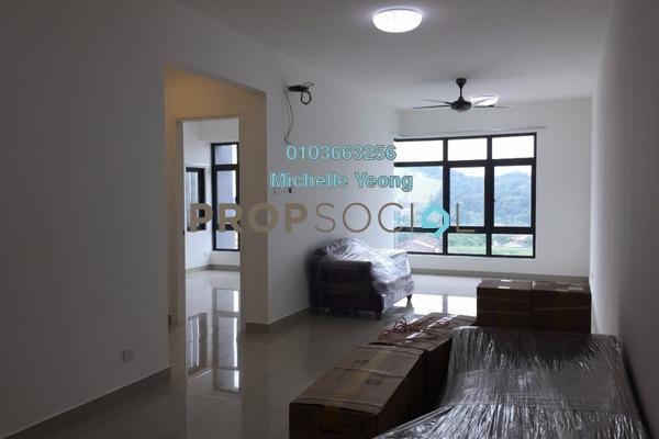 For Rent Condominium at Pearl Suria, Old Klang Road Leasehold Semi Furnished 2R/2B 1.85k