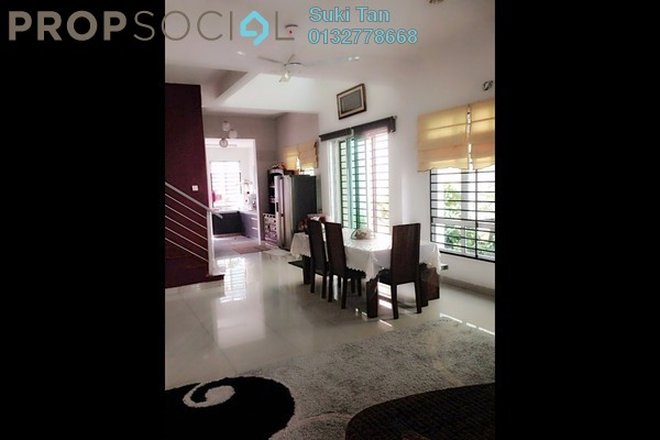 For Sale Semi-Detached at One Sierra, Selayang Leasehold Fully Furnished 5R/6B 1.55m
