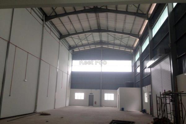 For Rent Factory at Pandamaran Industrial Estate, Port Klang Freehold Unfurnished 0R/4B 22k