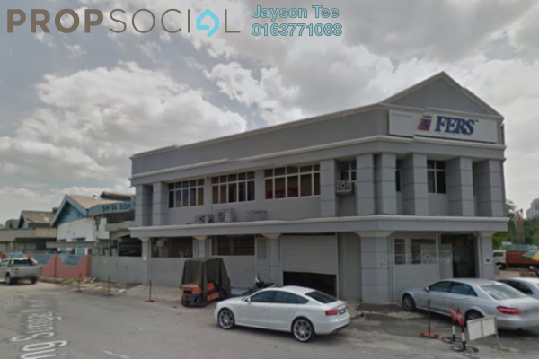 For Rent Shop at Kawasan Perindustrian Sungai Rasau, Klang Freehold Unfurnished 0R/0B 4.5k