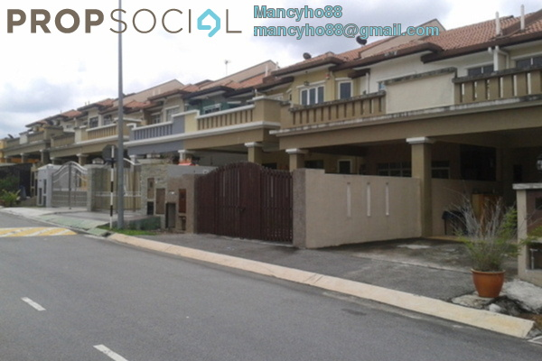 For Sale Terrace at Suria Grande, Semenyih Freehold Unfurnished 5R/3B 630k