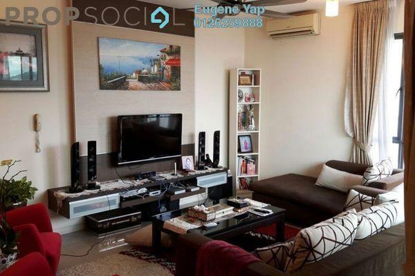 For Sale Condominium at Casa Kiara II, Mont Kiara Freehold Fully Furnished 4R/3B 1.2m