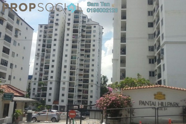 For Rent Condominium at Pantai Hillpark 5, Pantai Leasehold Fully Furnished 3R/2B 2.2k
