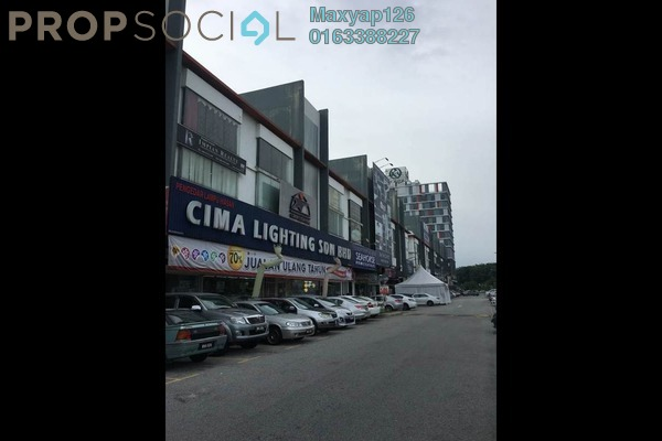 For Sale Shop at KiPark Sri Utara, Jalan Ipoh Leasehold Unfurnished 0R/0B 2.55m
