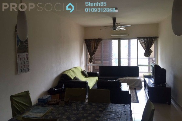 For Rent Condominium at Desa Putra, Wangsa Maju Leasehold Fully Furnished 4R/2B 2.25k