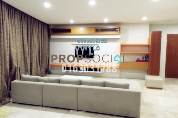 For Rent Condominium at K Residence, KLCC Freehold Fully Furnished 2R/3B 10k