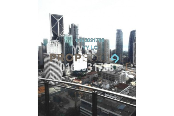 For Sale Condominium at K Residence, KLCC Freehold Fully Furnished 2R/3B 4.85m