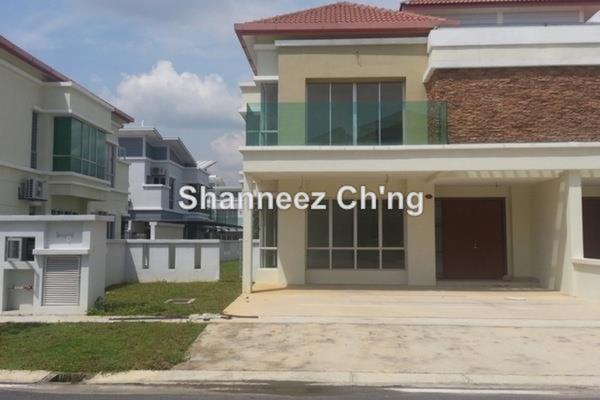 For Rent Semi-Detached at Anggun 2, Rawang Freehold Unfurnished 4R/5B 2k