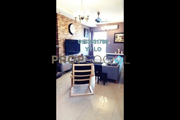 For Rent Condominium at Marc Service Residence, KLCC Freehold Fully Furnished 3R/0B 6.5k