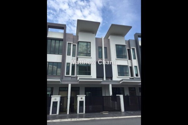 For Sale Terrace at USJ One Park, UEP Subang Jaya Leasehold Unfurnished 5R/4B 1.25m