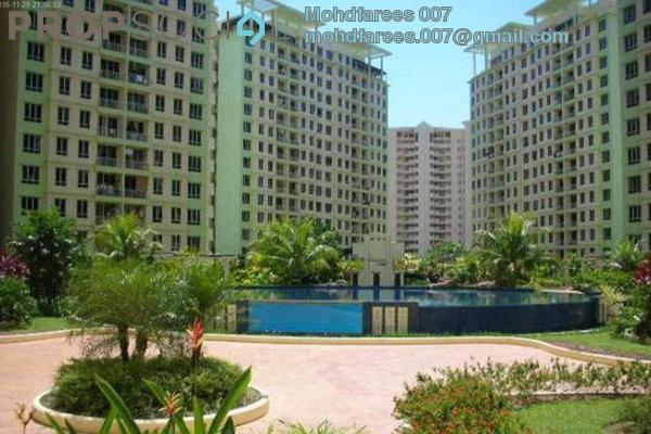 For Rent Condominium at Putra Place, Bayan Indah Leasehold Fully Furnished 3R/2B 1.5k
