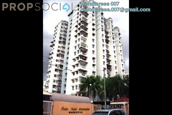 For Sale Apartment at Relau Indah, Relau Freehold Fully Furnished 3R/2B 325k