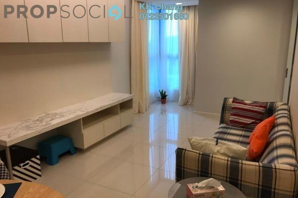 For Rent Condominium at VERVE Suites, Old Klang Road Freehold Fully Furnished 2R/2B 2.7k