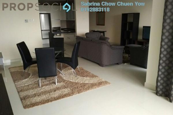 For Rent Condominium at Sinaran TTDI, TTDI Freehold Fully Furnished 3R/3B 3.2k