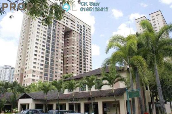 For Rent Condominium at Vista Kiara, Mont Kiara Freehold Fully Furnished 3R/2B 2.25k