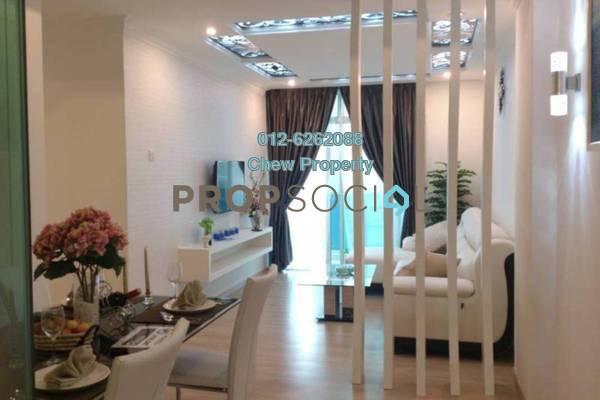 For Sale Condominium at Lake Fields, Sungai Besi Leasehold Unfurnished 3R/2B 550k