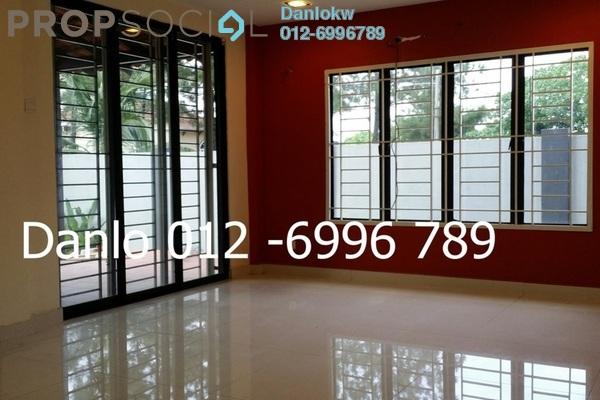 For Rent Bungalow at Bukit Pantai, Bangsar Freehold Semi Furnished 5R/5B 17k