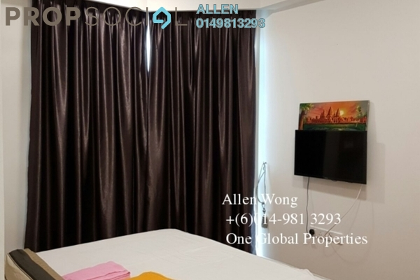 For Rent Serviced Residence at Medini Signature, Medini Leasehold Fully Furnished 2R/2B 2.7k