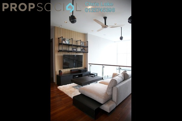 For Sale Duplex at Sunway Vivaldi, Mont Kiara Freehold Fully Furnished 4R/5B 3.5m