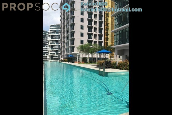 For Sale Condominium at Verde, Ara Damansara Freehold Semi Furnished 4R/2B 870k