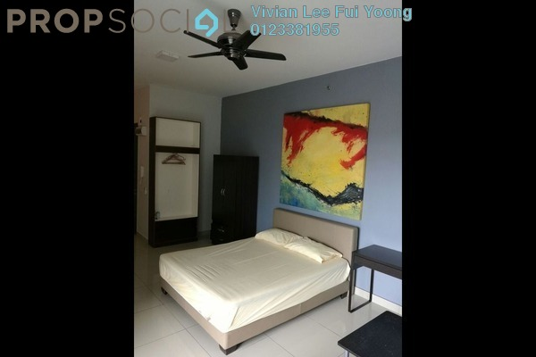 For Rent Condominium at Univ 360 Place, Seri Kembangan Leasehold Fully Furnished 0R/1B 1.35k