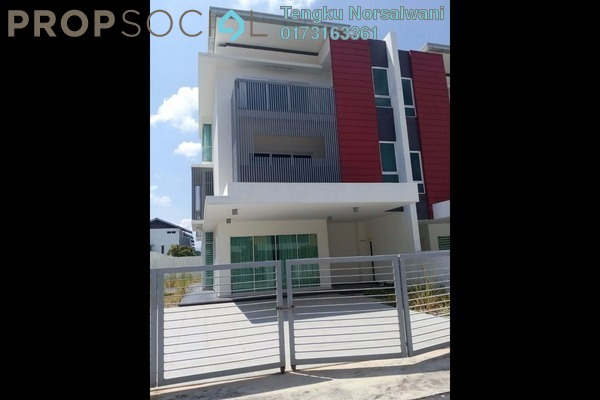 For Rent Semi-Detached at Nadayu 92, Kajang Freehold Semi Furnished 5R/6B 3k