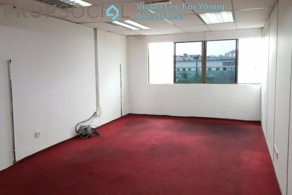 For Rent Office at Kuchai Entrepreneurs Park, Kuchai Lama Leasehold Semi Furnished 0R/0B 1.6k